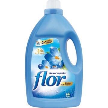 Suavizante Flor Azul 2,2lt 44 Lavados