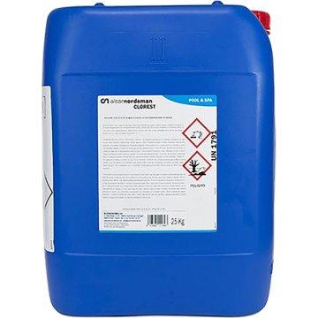 Desinfectant Base Clor Clorest Garrafa 25kg