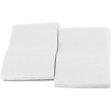 Servilletas Mini Servis 17x17 1 Capa Blancas Paquete De 400 (30u)