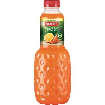 Granini Litro Naranja-zanahoria Pet