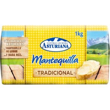 Mantega Asturiana Bloc 1kg