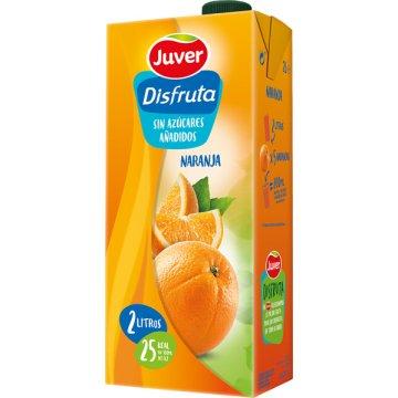 Juver Disfruta S/a 2lt Naranja Brick
