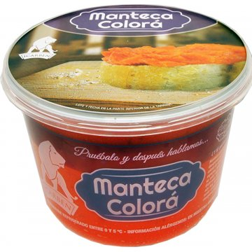 Mantega Color Tarrina 500 Gr Icarben