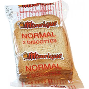 Biscottes Normal Manrique Pack-2 200 Unid