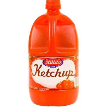 Ketchup Millas