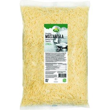 Mozzarella Rallada Finello 2,5kg