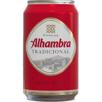 Alhambra Lata 33cl