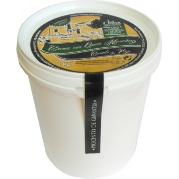Crema De Queso La Casota 1kg