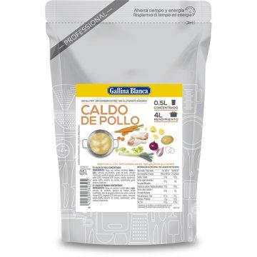 Caldo Pollastre G.blanca Clean Doy 1/2lt