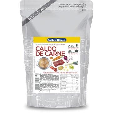 Caldo Carne Gb Clean Doy 1/2lt