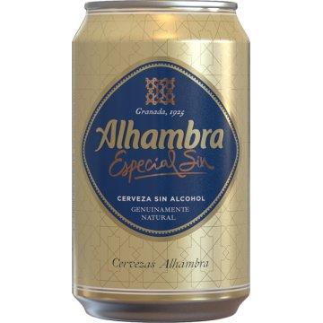 Alhambra Sin Llauna 33cl