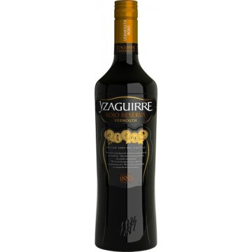 Vermouth Yzaguirre Vermell Reserva 1lt