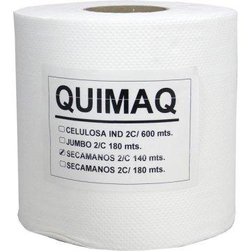 Bobina Secamanos Quimac 2c 150m Gofrado