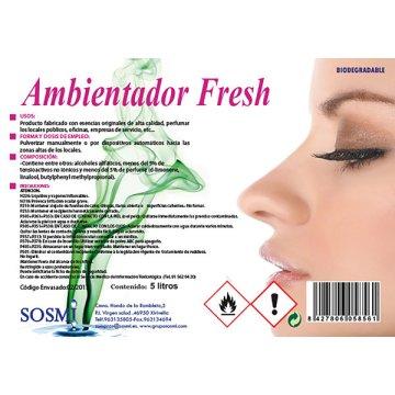 Ambientador Amazon Fresh 5l