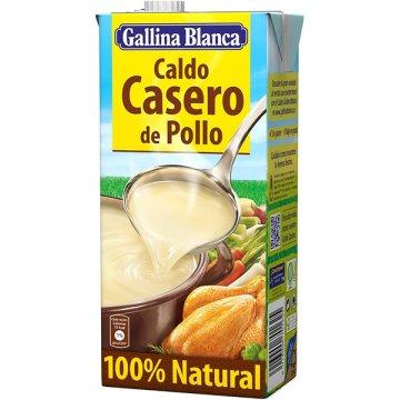 Caldo De Pollo Gallina Blanca Brik 1lt