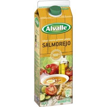 Salmorejo Alvalle 1lt