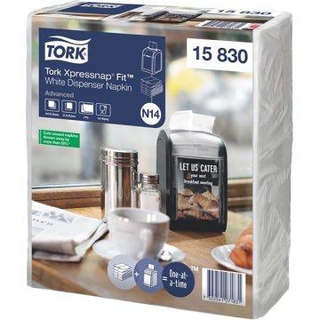 Tovallons Tork Xpressnap Blanc Per A Dispensador