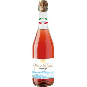 Lambrusco Goccia Del Mare Rosado 75cl