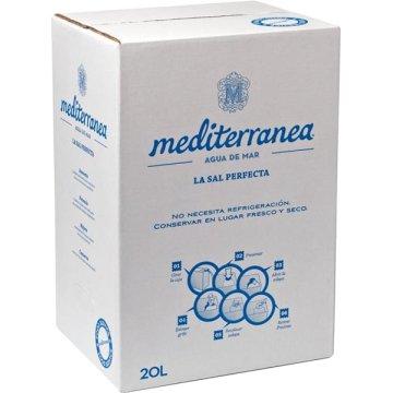 Agua De Mar Mediterranea Bib 20lt