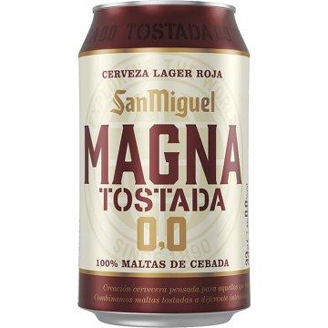Magna 0,0 Roja Lata