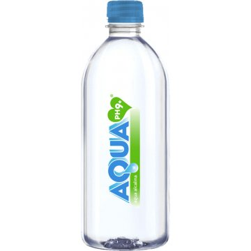 Aqua Fit Ph9 500ml Pet
