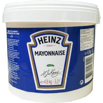Mayonesa Heinz Cubo 5kg