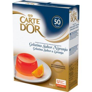 Gelatina Taronja Carte D'or 850 Gr