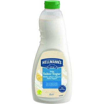 Salsa Hellmann's Yogur 1000 Ml