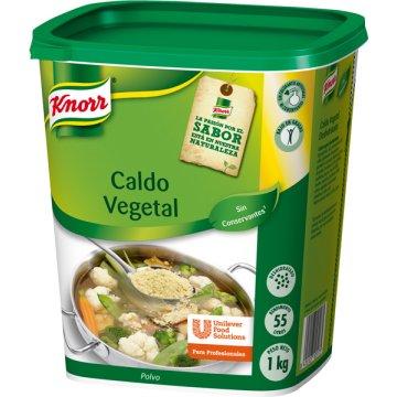 Caldo Knorr Polvo Vegetal