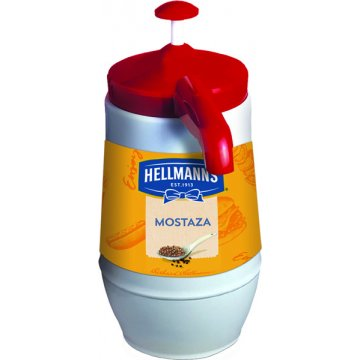 Mostassa Hellmann's Press 6 Bosses