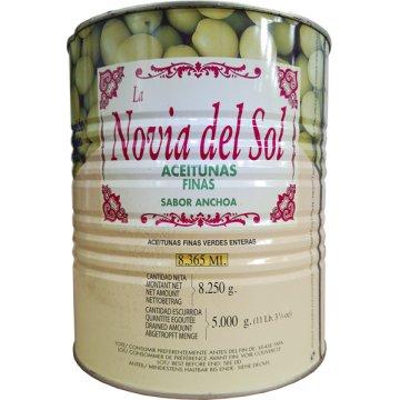 Aceitunas Manz Perdigon Novia Del Sol 5kg