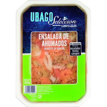 Ensalada De Ahumados Tarrina 1kg