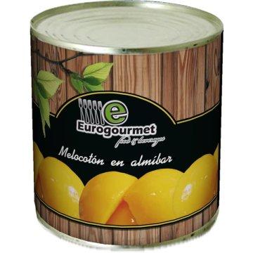 Melocoton Almibar Extra Eurogourmet 3kg