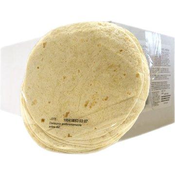 Tortitas De Trigo 15cm Bolsa 18 Uni 315gr
