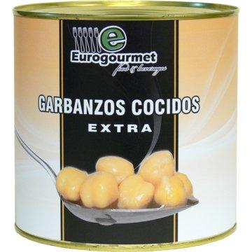 Garbanzos Cocidos Eurogourmet