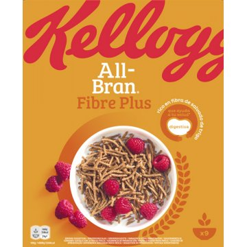 All Bran Plus Kellogg's 375gr