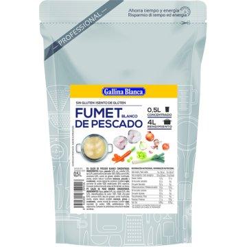 Fumet Pescado Blco Con Gb 1/2l Doy-pack