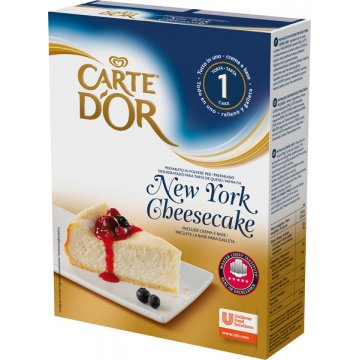 Tarta De Queso Ny Cheesecake C.d'or 561gr