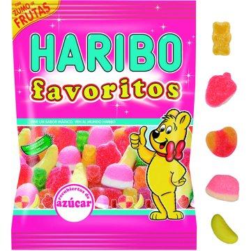 Haribo Favoritos Súcre 90gr