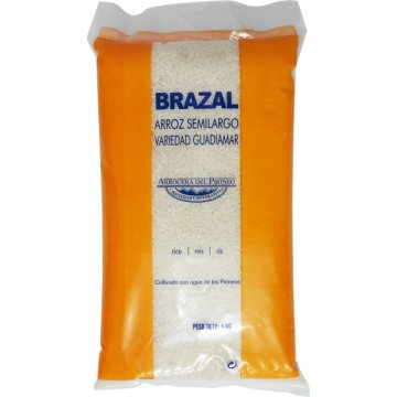 Arroz Semilargo Guadiamar 5kg Polipropileno