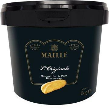 Mostassa Dijon Original Maille Cubell 1kg