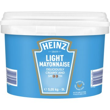 Mayonesa Heinz Light 5lt