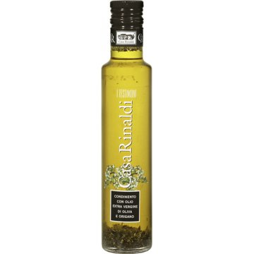 Aceite Oliva Virgen Extra Y Oregano 250ml Casa Rinaldi