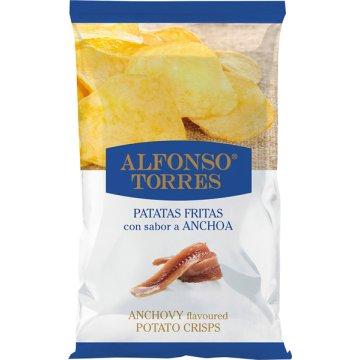 Patata Frita Anchoa Alfonso Torres 120gr