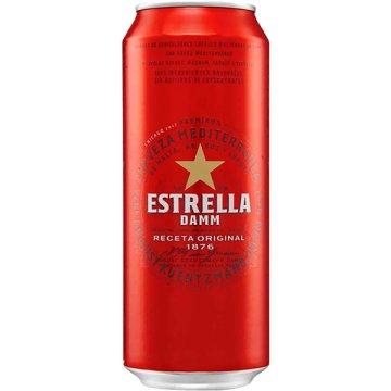 Estrella Damm Llauna 50cl