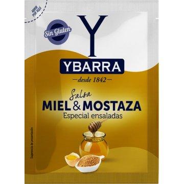 Salsa Mel I Mostassa Ybarra 40ml 80uds
