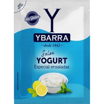 Salsa Yogurt Ybarra 40ml 80uds