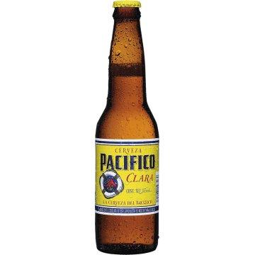 Cervesa Pacífico Clara 35,5cl Sr