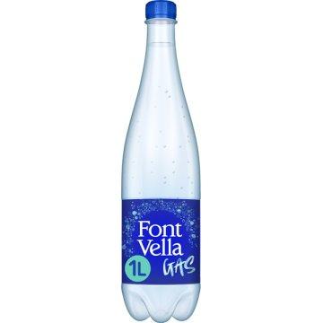Font Vella Gas Litre Pack-6 Pet