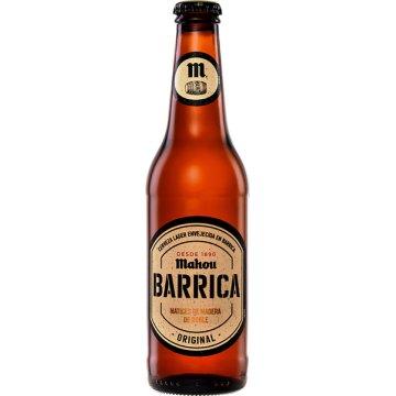 Mahou Barrica Original 1/3 Sr